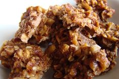 Nourished and Nurtured: Apple Snap Granola (GAPS-legal, gluten- and grain-free)