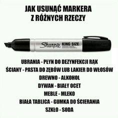 Jak usunąć markera