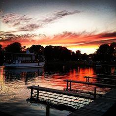 Skaneateles Lake - #Skaneateles, New York