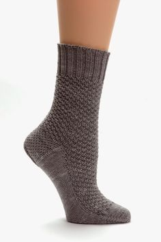 Checked and Square #Socks So, this time I didn't try to get fancy with the name. These socks are in a checked pattern and have square heels. Easy!