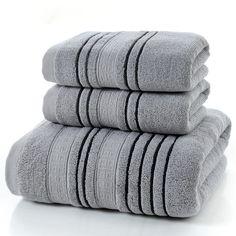 Cotton Bath Towel – Stylish Splash Shower Towel, Bathroom Towels, Bath Towels, Bath Shower, Towel Rod, Striped Towels, Face Towel, Cotton Towels, Textile Patterns