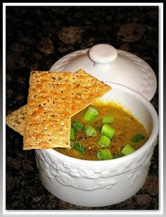 With the budding chef in the kitchen, I don't go hungry anymore, although I am still losing weight. No matter, here is a vegan fall soup recipe for you from Prolific Living! Enjoy :)! Good stuff