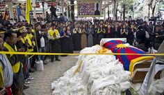 Funeral For Tibetan Protester Jamphel Yeshi Who Died After Setting Himself On Fire In India (PICTURES)