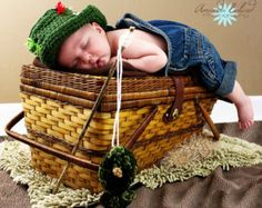 crochet baby boy fishing hats | OLIVE FLY FISHING Bucket Hat Crochet Fisherman Hat with Trout Fish Boy ...