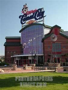 Kellogg's Cereal City theme park, Battle Creek, MI. It's closed down so I'll never get a chance to go :(