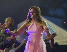 Michelle Obama - Page 2 - the Fashion Spot