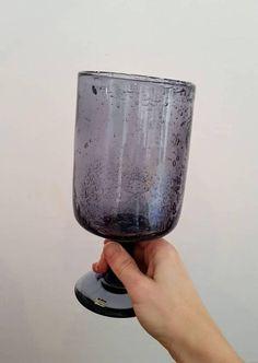 Check out this item in my Etsy shop https://www.etsy.com/se-en/listing/593351815/erik-hoglund-goblet-vase-boda-sweden