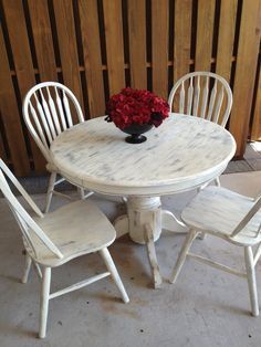 shab-chic-dining-table-diy-on-dining-room-design-ideas-within-shabby-chic-kitchen-table-and-chairs.jpg (768×1024)