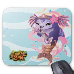 Animal Jam Tavie Mousepad