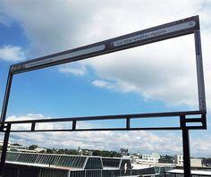 Hava durumu veren bir sitenin reklamı... #gerilla #marketing #pazarlama #reklam #advertisement #advertise #yaratıcılık #creativity