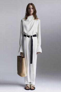 Céline Resort 2014 - Collection - Gallery - Style.com.  fashion, design, minimal, simplicity, minimalist, minimalism