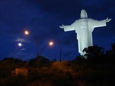 Cristo de la Concordia (Cochabamba - Bolivia)