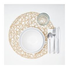 IKEA - SNÅR, Place mat, Every product is handmade and therefore unique.
