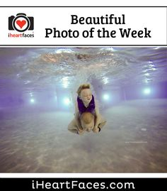 Beautiful Photo of the Week #photography #iheartfaces #underwater