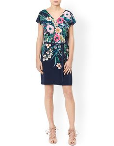 ef4a5853f2b4 Free Clothes, Monsoon, Floral Tops, Floral Prints, Pretty Dresses, Short  Sleeve