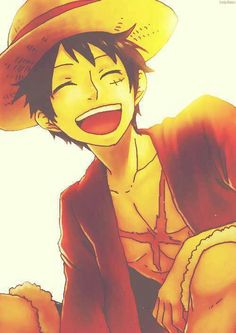 Luffy One piece art Manga Anime, Fanart Manga, Me Anime, Anime Guys, Anime Life, One Piece Manga, My Little Pony, Mugiwara No Luffy, The Pirates
