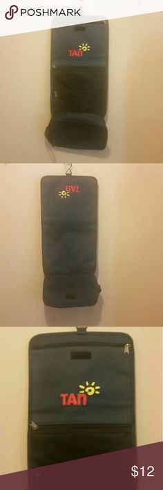 Tan Brand Travel Organizer Tan Brand Travel Organizer. It's black and like new. tan Bags Luggage & Travel Bags