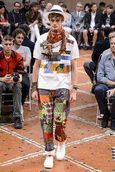 Junya Watanabe Spring Summer 2016 Primavera Verano Collection #Menswear #Trends #Tendencias #Moda Hombre - Paris Fashion Week - D.P.