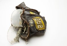 This helmet belonged to FDNY Squad 252 member Kevin Prior. He was in the north tower when it collapsed. Prior's body was found three weeks later, but his mother Firefighter Paramedic, Volunteer Firefighter, Bodies, Fire Helmet, We Will Never Forget, Police, Fire Department, Fire Dept, September 11