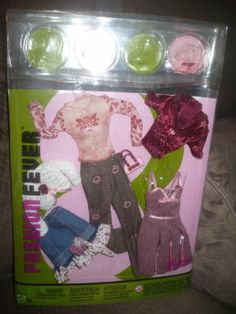 Barbie Fashion Fever Fashion BNIB | eBay