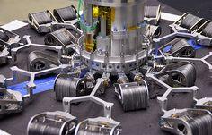 Here's How NASA Will Grab an Asteroid Using a Spiky Robot Gripper - IEEE Spectrum