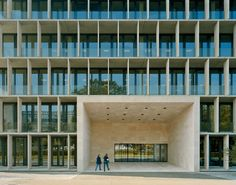 baumschlager eberle: ETH e-Science Lab, New Building HIT