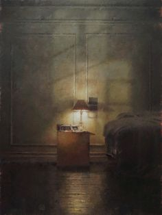 The Lamp by Nicolas Martin