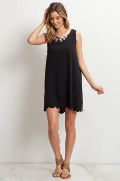c286b74729b88 29 Best THE LITTLE BLACK MATERNITY DRESS - LBD images