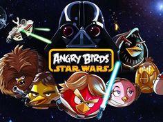 Angry Birds ganha versão com personagens de Star Wars