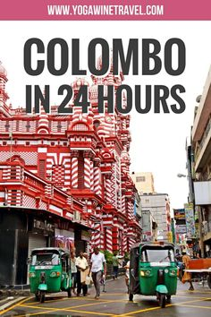 24 hours in Colombo: explore Sri Lanka& underrated capital in one day China Travel, India Travel, Japan Travel, Ursula, Cool Places To Visit, Places To Travel, Travel Destinations, Costa Rica, Sri Lanka Itinerary