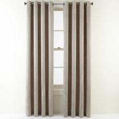 jcpenney - Studio™ Arista Grommet-Top Curtain Panel - jcpenney