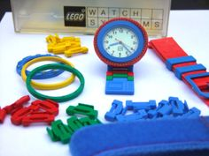 Time Cruiser Lego Watch PREMIUM EDITION