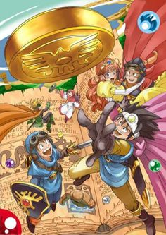 Dragon Quest 9