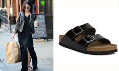 Las sandalias de Birkenstock y Yamamoto son la pieza it de las famosas