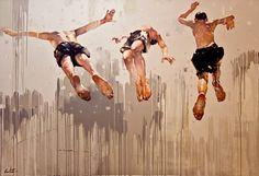 (6) Vadim Demidov - Costa Dvorezky. Художник из Канады.
