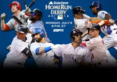 It's All-Star weekend. Are YOU ready?  Who will win?   Quien ganara?? #HRDerby