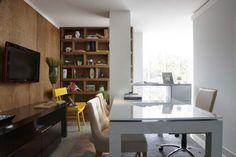 Home Office por Luciana Rebello