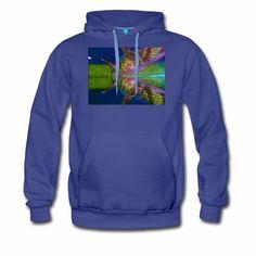 Double Croco Chroma - Sweat-shirt à capuche Premium pour hommes Sweat Shirt, Crocodile, Hoodies, Sweaters, Shirts, Fashion, Fashion Styles, Moda, Crocodiles