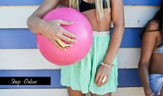 Beach babe in' with Luna & Zarr gold armour ring , shield ring and uncuff me bracelets #jewelry #bling #armcandy
