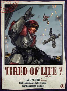 Starcraft Propaganda