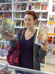 Felicia Day no makeup still beautiful @Felicia Day