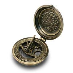 Hemisferium - Urania Propitia Compass Sundial | Peter's of Kensington. $131