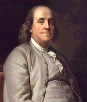 Benjamin Franklin Quotes:    Democracy is two wolves and a lamb voting on what to have for lunch. Liberty is a well-armed lamb contesting the vote.    When the people find that they can vote themselves money, that will herald the end of the republic.    They that can give up essential liberty to obtain a little temporary safety deserve neither safety nor liberty.    Where liberty dwells, there is my country.