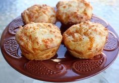 cheese muffins. I made these last night, seriously delicious! When they were done I added melted butter mixed with onion powder, parsley, and garlic powder. Yum!