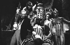 Doctor Who William Hartnell | doctor_who_william_hartnell_the_chase #williamhartnell