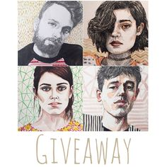 Did you enter my GiVEAWAy? You have 2 more hours to enter. Head over to my www.instagram.com/Blueshineart account! You can WIN a custom original portrait!  #pinterestgiveaway #win #giveaway #contest
