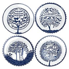 Four Seasons Plates, Rob Ryan