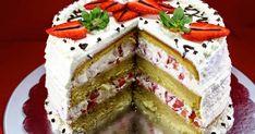 Tarta de nata y fresas con bizcocho con thermomix, Tarta de nata, fresas y bizcocho Thermomix, recetas cumpleaños thermomix, tartas thermomix,
