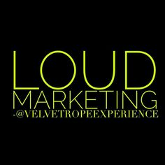 Be Seen! Be Heard! Be Loud!  Your business and brand can speak loudly with a marketing make over.  This is for those business owners who still haven't gotten the hang of social media marketing.  You are missing out on revenue, networking,  and building client/customer relationships.   Resolution: New 4th Quarter Marketing Plan!  Contact us and find out more 713.489.9608.