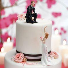 Tortendeko verliebtes Brautpaar - 49,95€
